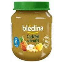 پوره کوکتل میوه  بلدین bledine