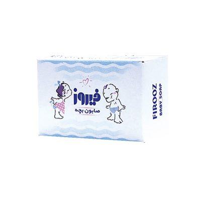 صابون بچه حاوی پروتئین شیر فیروز firooz