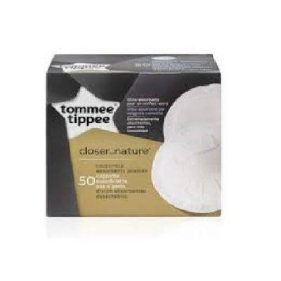 پد سینه یکبار مصرف 50 تایی تامی تیپی TOMMEE TIPPEE