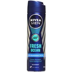 اسپری مردانه نیوآ مدل Fresh Ocean