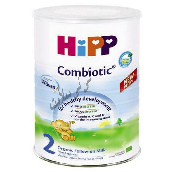 شیر خشک شماره 2 هیپ HIPP