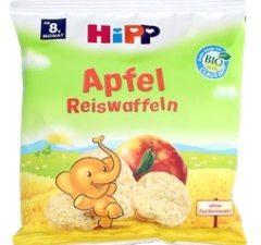 ویفر کودک سیب هیپ hipp