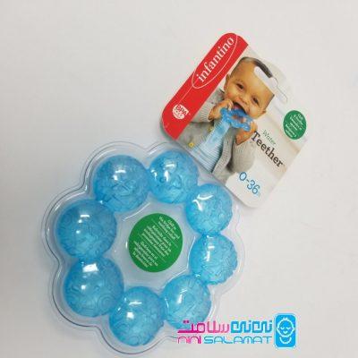 دندانگیر مایع دار دایره ای اینفانتینو INFANTINO