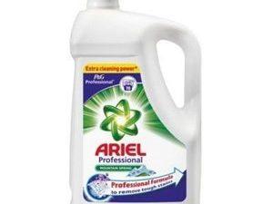 مایع لباسشویی پنج کاره ی آریل ariel
