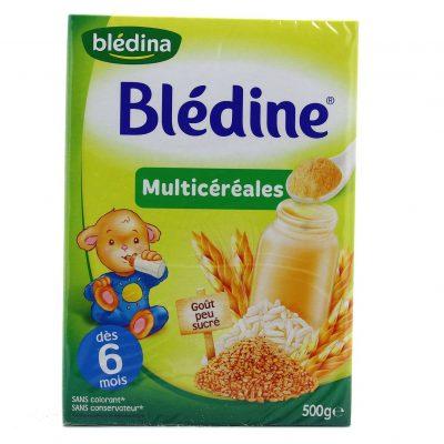 پودر برنج و جو ۶ ماه بلدین Bledine