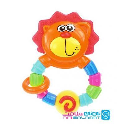دندانگیر بی کیدز B kid's مدل Bendy Lion