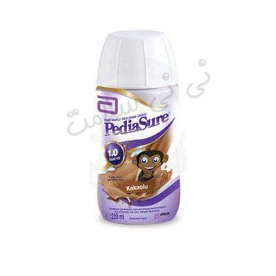 شیر مایع تقویتی کاکائویی پدیا شور pediasure