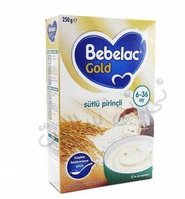 سرلاک شیربرنج ببلاک گلد bebelac gold