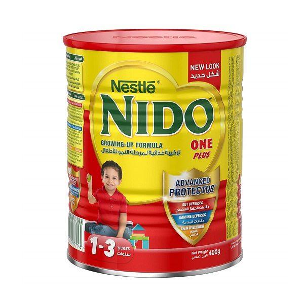 شیر خشک نیدو عسلی 400 گرمی nido