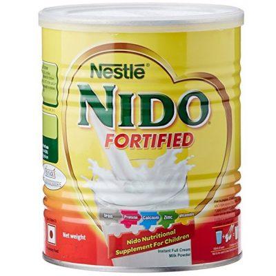 شیر خشک نیدو ساده 900 گرمی nido