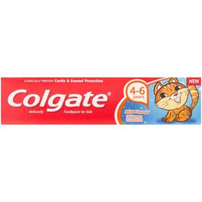 خمیر دندان بچه کلگیت گروه سنی 4 تا 6 سال colgate