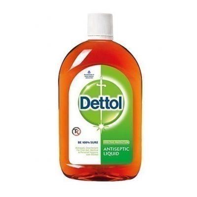 مایع ضد عفونی کننده دتول dettol antiseptic liquid