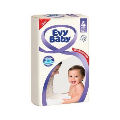 پوشک اوی بیبی سایز 4 evy baby