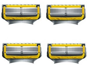 تيغ يدک ژيلت مدل Fusion Proshield بسته 4 عددي
