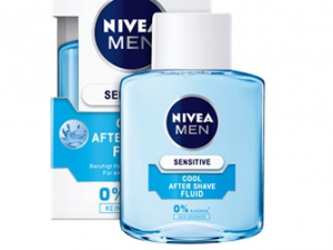 افتر شیو Sensitive Cool Fluid نیوآ Nivea