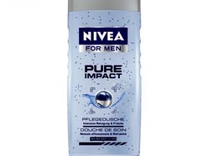 شامپو سر و بدن Pure Impact مردانه نیوآ