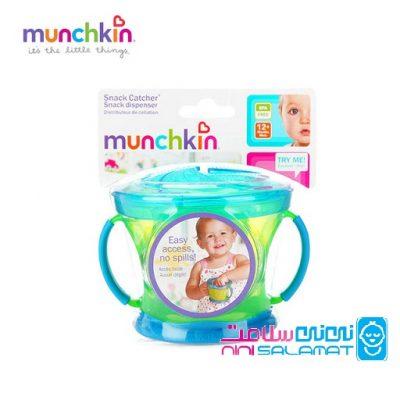 ظرف غذای کودک مدلSnack Catcher مانچکین Munchkin