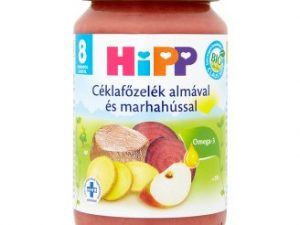 غذای کودک(چغندر با سیب ،سیب زمینی و گوشت گوساله)هیپ HiPP