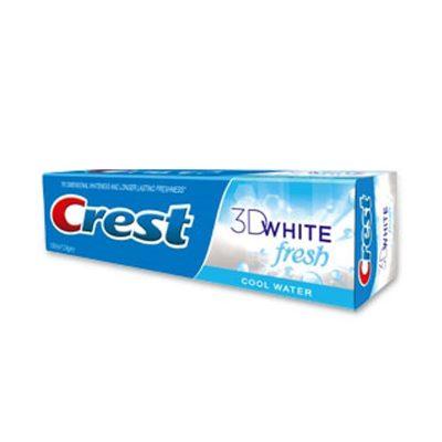 خمیردندان کرست سفید کننده و خنک کننده دهان crest