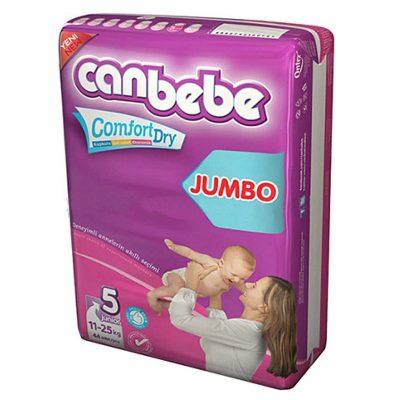 پوشک بچه جان به به سایز canbebe 5