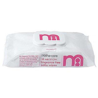 دستمال مرطوب نوزاد بدون عطر ضد حساسیت مادرکر mothercare