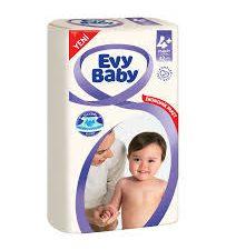 پوشک اوی بیبی سایز 4+ evy baby