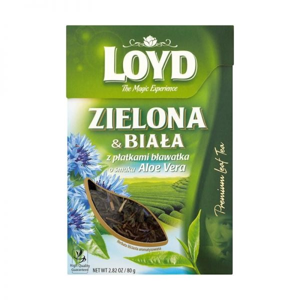 چای سبز لاغری loydtea