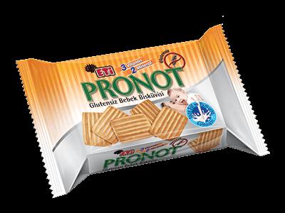 بیسکوییت بدون گلوتن eti Pronot