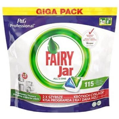 قرص ماشین ظرفشویی 115 عددی فیری fairy