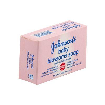 صابون عصاره شکوفه جانسون johnson's