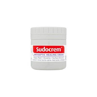 کرم سوختگی پای نوزاد سودوکرم 60 گرمی Sudocrem