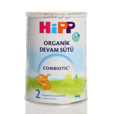 شیرخشک هیپ شماره 2 hipp