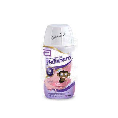 شیرمایع تقویتی توت فرنگی پدیا شور pediasure