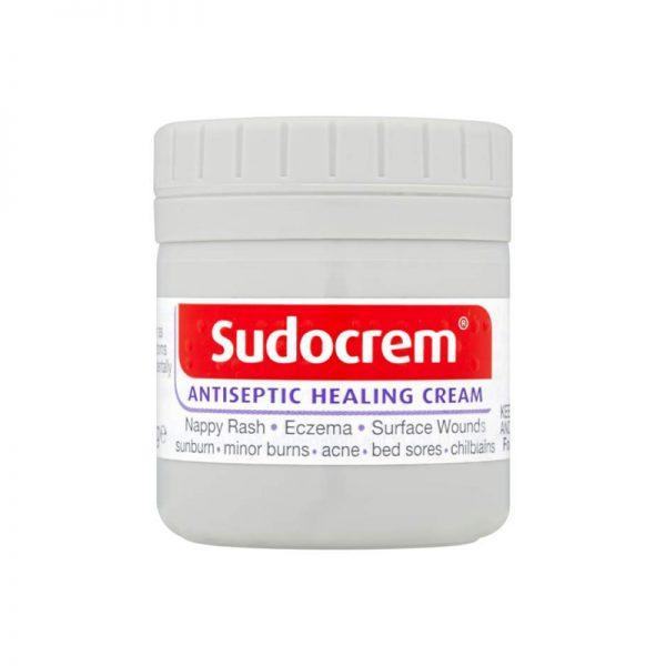 کرم سوختگی پای نوزاد سودوکرم125 گرمی Sudocrem
