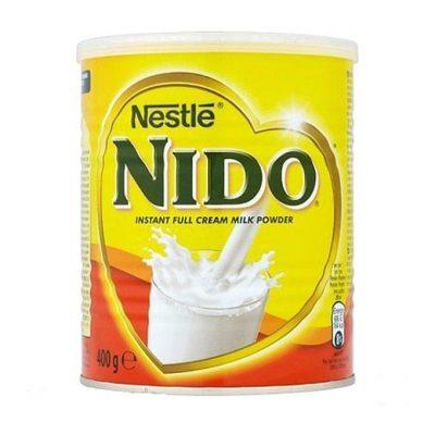 شیرخشک نیدو ساده 400 گرمی nido