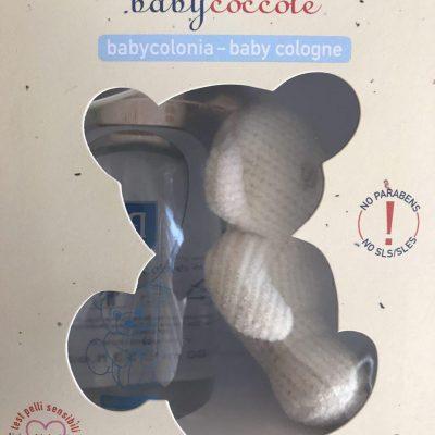 ادکلن 100 میل بی بی کوکول خرسی Babycoccole