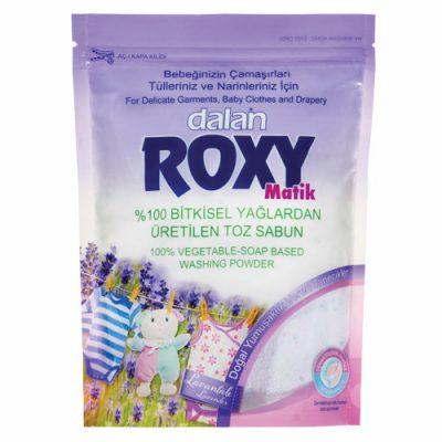 پودر صابون ماشین لباسشویی بچه رکسی Roxy(رایحه اسطو خودوس)800گرم