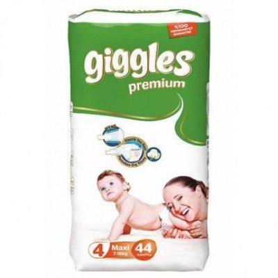 پوشک گیگلز (پرمیوم) سایز giggles۴