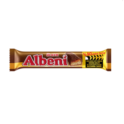شکلات مغز دار آلبنی Albeni Ulker