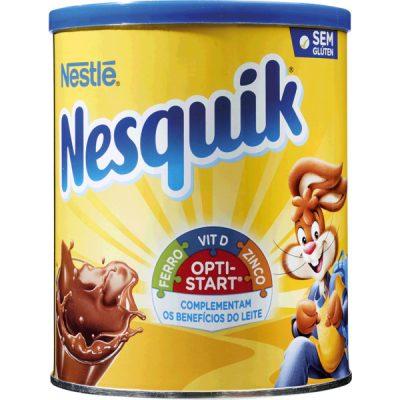 پودر کاکائو نسکوئیک نستله بدون گلوتن Nestle