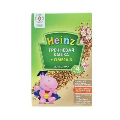 سرلاک فرنی گندم سیاه با امگا3 هاینز Heinz