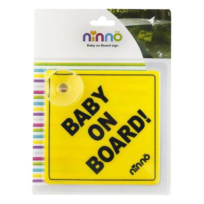 برچسب ماشین Baby On Board