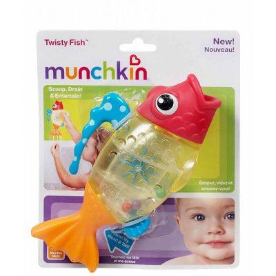 پوپت ماهی آب پران مانچکین Munchkin