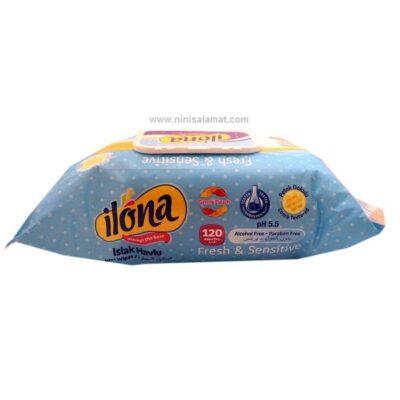 دستمال مرطوب ایلونا