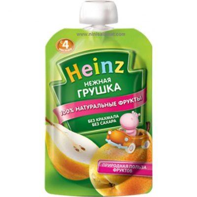 پوره میوه ساندیسی گلابی هاینز Heinz