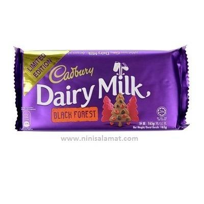 شکلات دیری میلک با مغز ژله و بیسکوییت