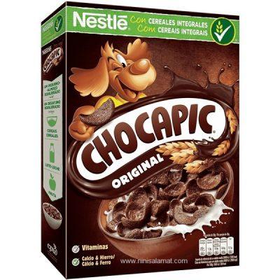 کورن فلکس شکلاتی چوکاپیک نستله