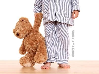 راه رفتن کودکان در خواب