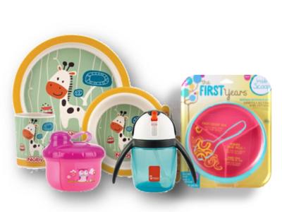 ظروف غذاخوری کودک